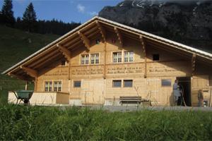 Die Ferienalp als Alphütte zum Mieten