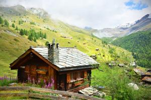 Alphütte mieten in der Schweiz