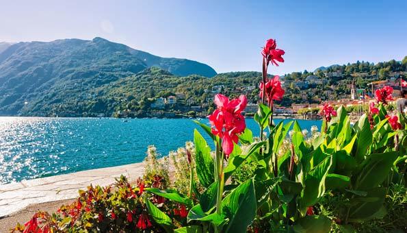 Reiseziele Schweiz: Ascona und Lago Maggiore