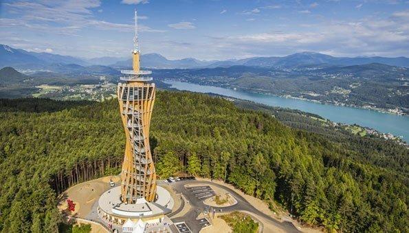 Sehenswürdigkeiten in Kärnten: Die schönsten Orte in der Natur