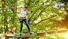 Die 10 schönsten Seilparks in der Schweiz