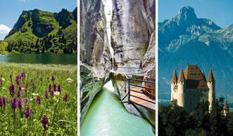 Diese 10 Ausflugsziele im Berner Oberland müssen Sie gesehen haben