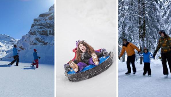 Ausflugsziele Schweiz Winter: die schönsten Ausflüge in der Schweiz im Winter