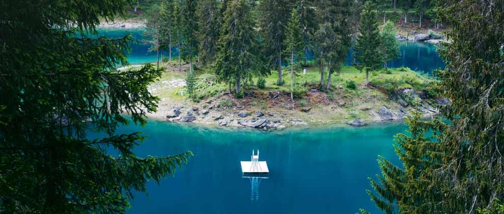 Natur pur: Die 14 schönsten Badeseen in der Schweiz
