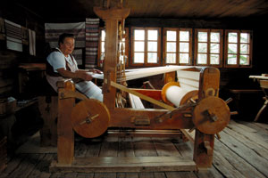 Ausflugsziele Berner Oberland: Das Freilichtmuseum Ballenberg