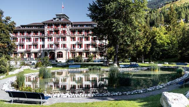 Bio-Hotel Kurhaus Bergün