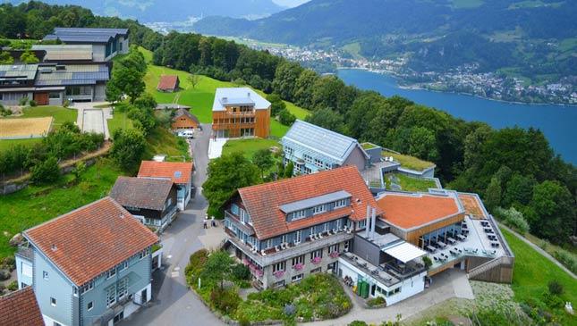 Bio-Hotel Lihn Filzbach