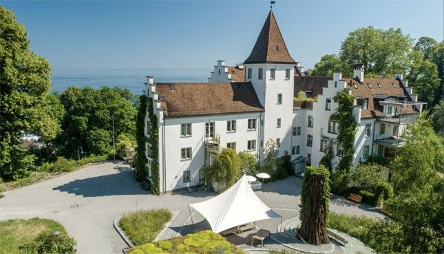Schlosshotel Wartegg Bio-Hotel am Bodensee