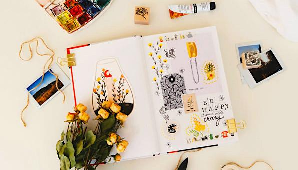 Bullet Journal: Wie das gemacht wird und kreative Ideen für Ihr BUJO