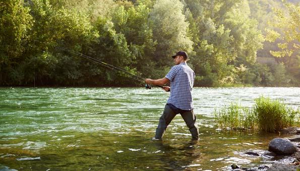 Fischen in der Schweiz ohne Patent, mit Angelschein, Tipps