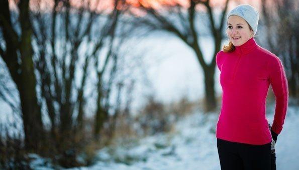 Mit leichter Fitness die Müdigkeit austreiben