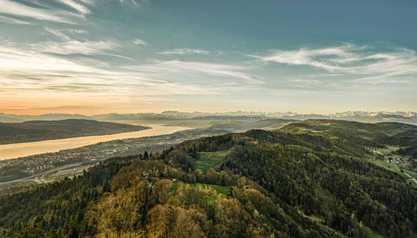 Die spektakulärsten Höhenwanderungen der Schweiz