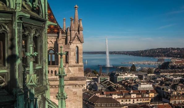 Die Stadt Genf ist bestens geeignet für einen Kurztrip in der Schweiz