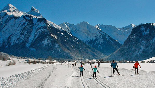 Langlauf Studen: Die schönsten Loipen in der Zentralschweiz