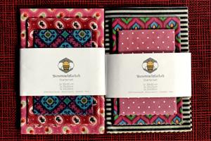 Last-Minute-Geschenke: Coole Ideen für nachhaltiges Schenken. Bienenwachstücher.