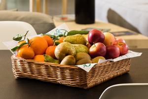 Last-Minute-Geschenke: Coole Ideen für nachhaltiges Schenken. Früchte- und Gemüseabo.
