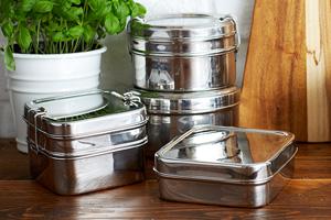 Last-Minute-Geschenke: Coole Ideen für nachhaltiges Schenken. Lunch-Box von Eco-Box.