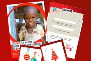 Last-Minute-Geschenke: Coole Ideen für nachhaltiges Schenken. Spende schenken.
