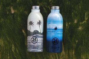 Last-Minute-Geschenke: Coole Ideen für nachhaltiges Schenken. Trinkflasche für unterwegs.