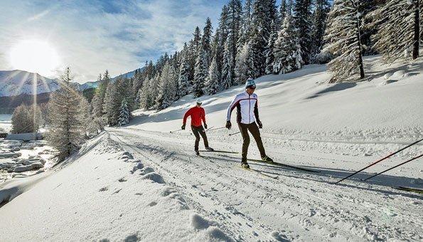 Loipen Schweiz: die schönsten Langlaufloipen der Schweiz
