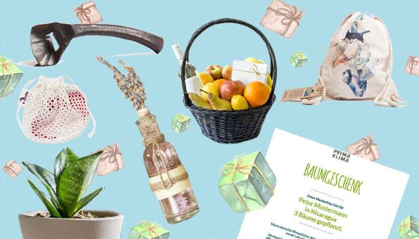 22 geniale Ideen für nachhaltige Geschenke. Nachhaltige Geschenke für Frauen und Männer.