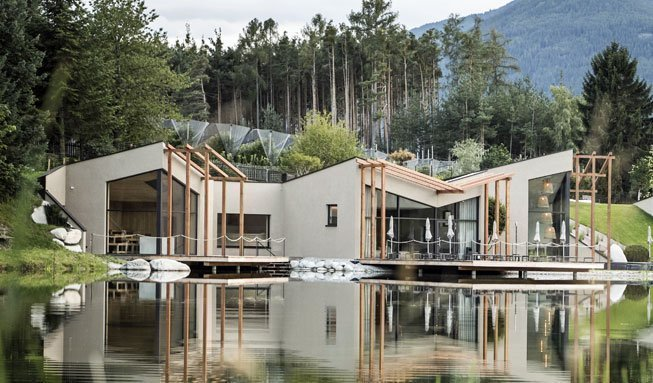 Bio-Müesli bis Bergromantik: Grün schlafen im Naturhotel