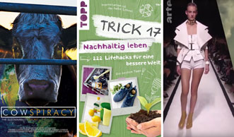 7 Filme und Bücher, die aufrütteln und motivieren