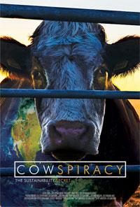 7 Film- und Buchtipps für kalte Novembertage. Cowspiracy.