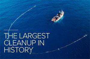 7 Film- und Buchtipps für kalte Novembertage. The Ocean Cleanup.