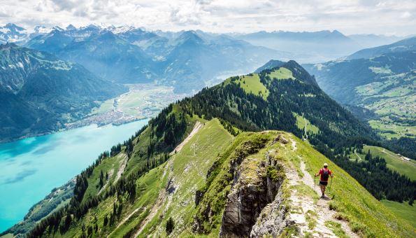 In Corona-Zeiten nachhaltig Ferien machen in der Schweiz