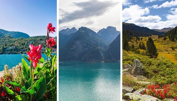 Reiseziele Schweiz: Schöne Ausflugsziele Schweiz