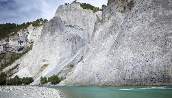 Rheinschlucht-Wanderung: Die ganze Schlucht entdecken