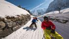 Schlitteln in Engelberg: Die besten Schlittelbahnen der Region