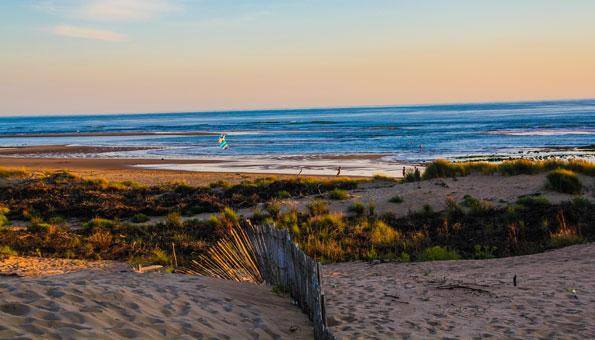 Schönste Strände Eurpas: Les Sables d Olonne an der Westküste Frankreichs