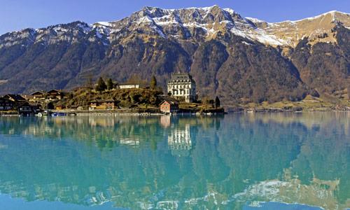 Seen Schweiz: Brienzersee