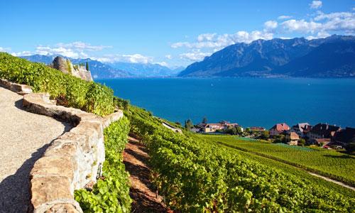 Seen Schweiz: Genfersee