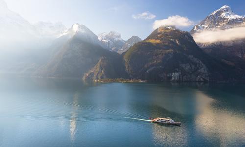 Seen Schweiz: Vierwaldstättersee