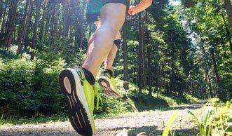 Abseits der Strassen: Warum Trail Running im Trend liegt