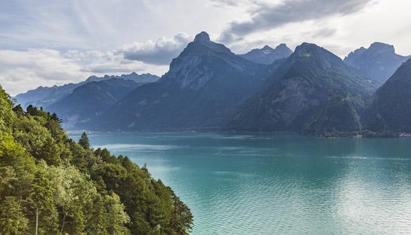Reiseziele Schweiz: Urnersee und VIerwaldstättersee