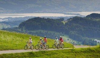 Ab ins Grüne auf den schönsten Velowegen im Kanton Zürich