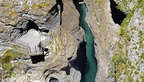 Viamala-Schlucht: Eine der schönsten Schluchten der Schweiz