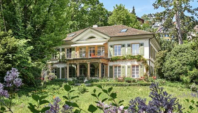 Villa Lindenegg Bio-Hotel
