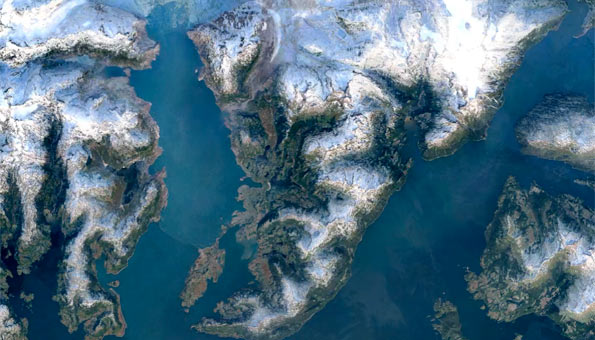 Google Earth macht den Klimawandel sichtbar