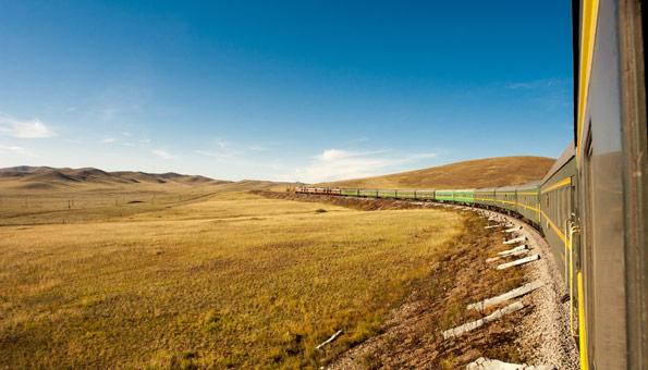 Virtuell reisen mit der Transsibirischen Eisenbahn