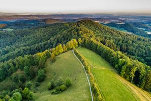 Wandern Zürich: Diese Wanderung auf den Schauenberg führt Sie ins Zürcher Oberland.