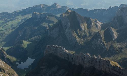 Whiskytrek Appenzell: Genusswandern am Saentis und im Alpstein