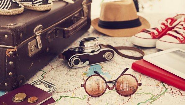 Zero Waste auf Reisen: 6 Tipps zeigen wie Sie Müll und Geld sparen