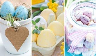 Last Minute-Osternest basteln: 7 schöne Ideen für Eilige