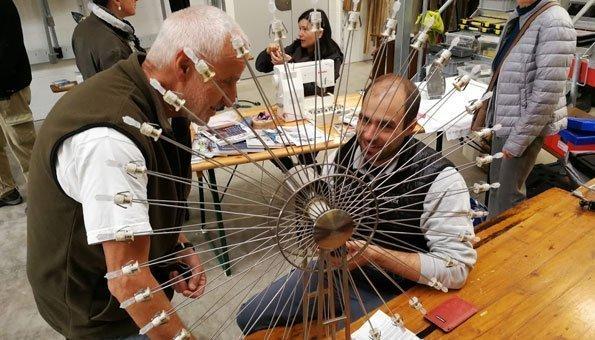 Diese Repair Cafés flicken regelmässig in der Schweiz