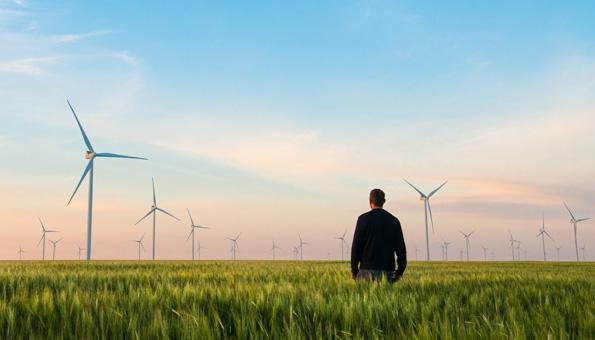 Erneuerbare Energie durch Körperwärme